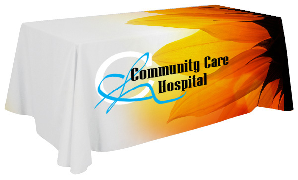 Banners Com Full Color Table Covers