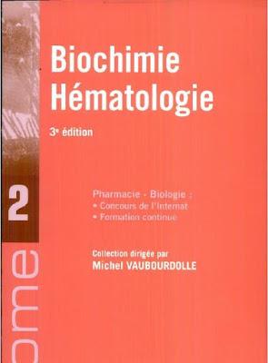 Télécharger Livre Gratuit Biochimie Hématologie pdf