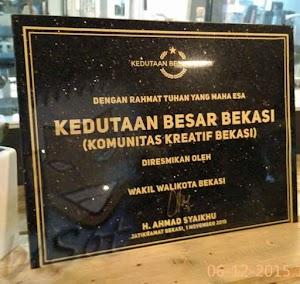 Ngopi di Kedutaan Besar Bekasi