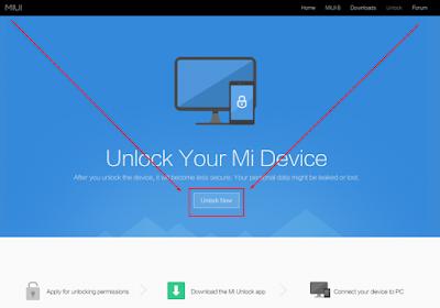 Tutorial mudah UBL semua HP Xiaomi tanpa nunggu 72 jam (Unlock Boot Loader)