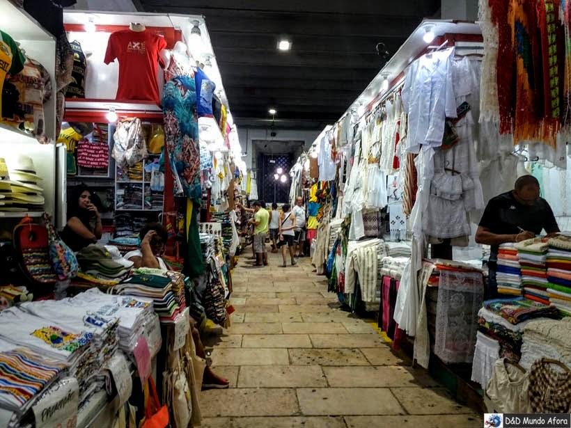 O que fazer em Salvador (Bahia) - Mercado Modelo