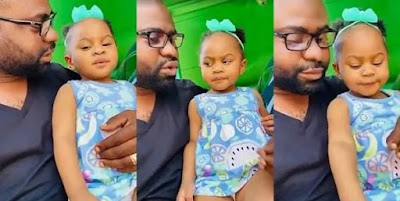 Nigerian Dad Advising His Daughter To Engage In Exam Malpractice (Watch Video)