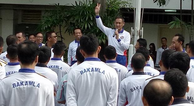 Marsda TNI Widiantoro Naik Pangkat