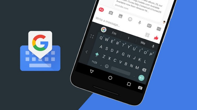 Gboard v7.0 With New Voice Input Interface : Beta Version App