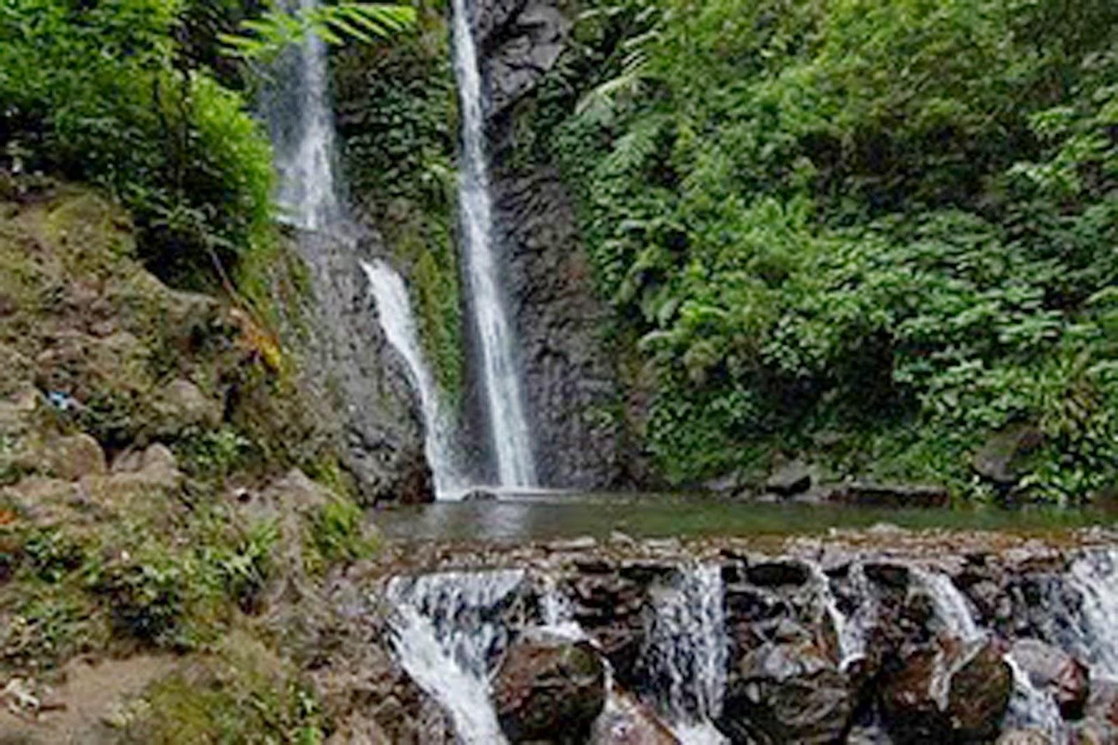 Indahnya Wisata Alam Hijau Curug Tujuh Panjalu Ciamis  Adin Blog\u002639;s