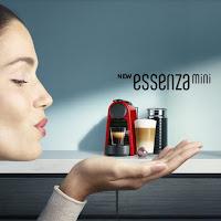 Castiga un espressor de cafea Nespresso Essenza Mini
