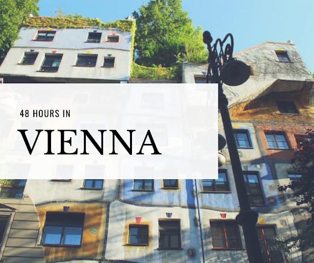 48 hours in Vienna