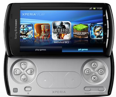 Harga Sony Xperia Play R800i