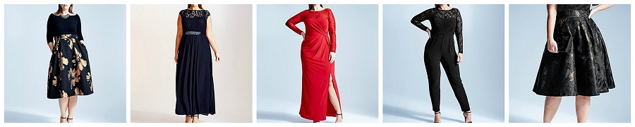 Coast plus size collection, Simply Be, Coast at Simply Be, The Style Guide Blog, plus size formal wear