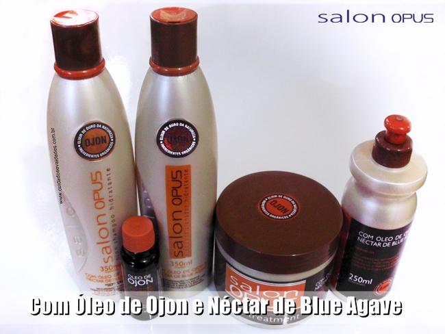 Salon Opus Óleo de Ojon