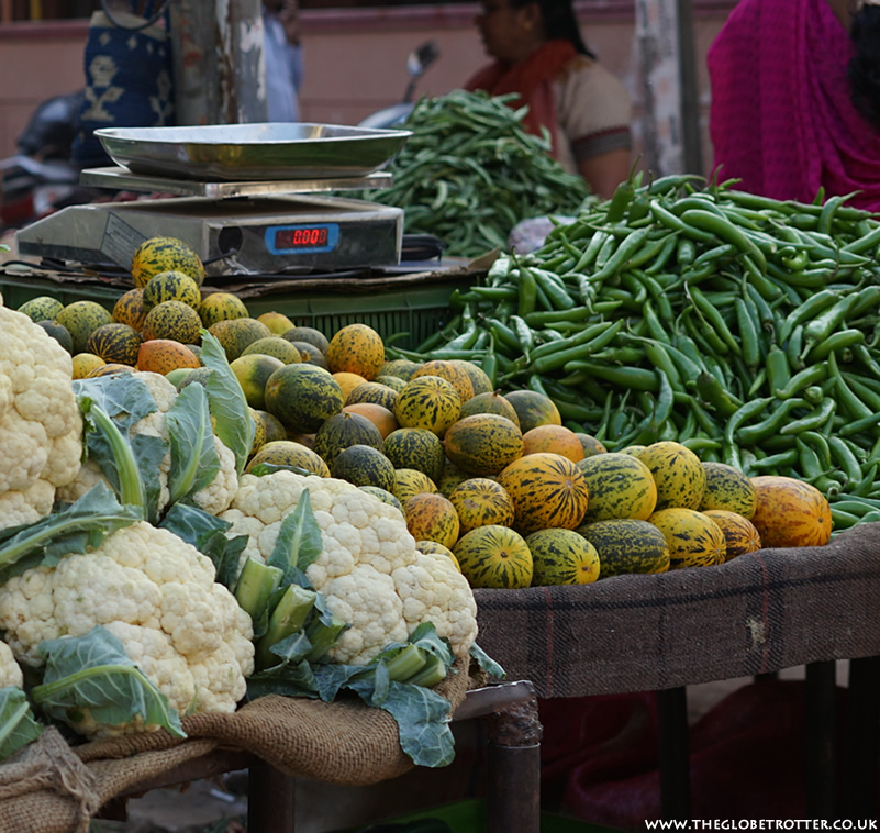 The colourful sights of a Rythu Bazaar in Telangana