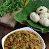 Sutta Kathirikkai Gothsu-Roasted Brinjal Gothsu-Side Dish for Pidi Kozhukattai