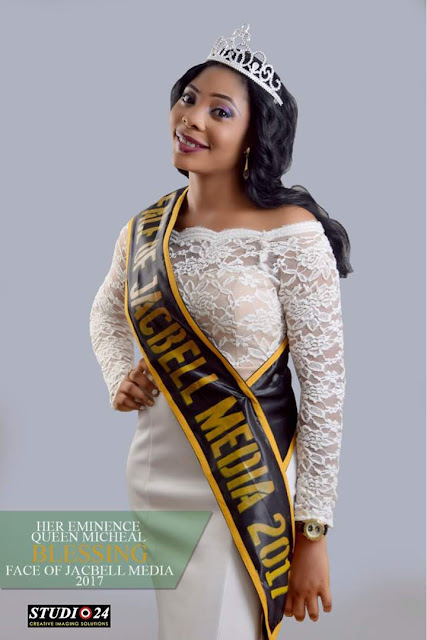 IMG 20170517 WA0007 - Photos: Blessing Micheal Emerges Face Of Jacbell 2017 Winner