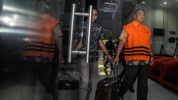 KPK Geledah Dua Lokasi di DPRD Provinsi Kalteng