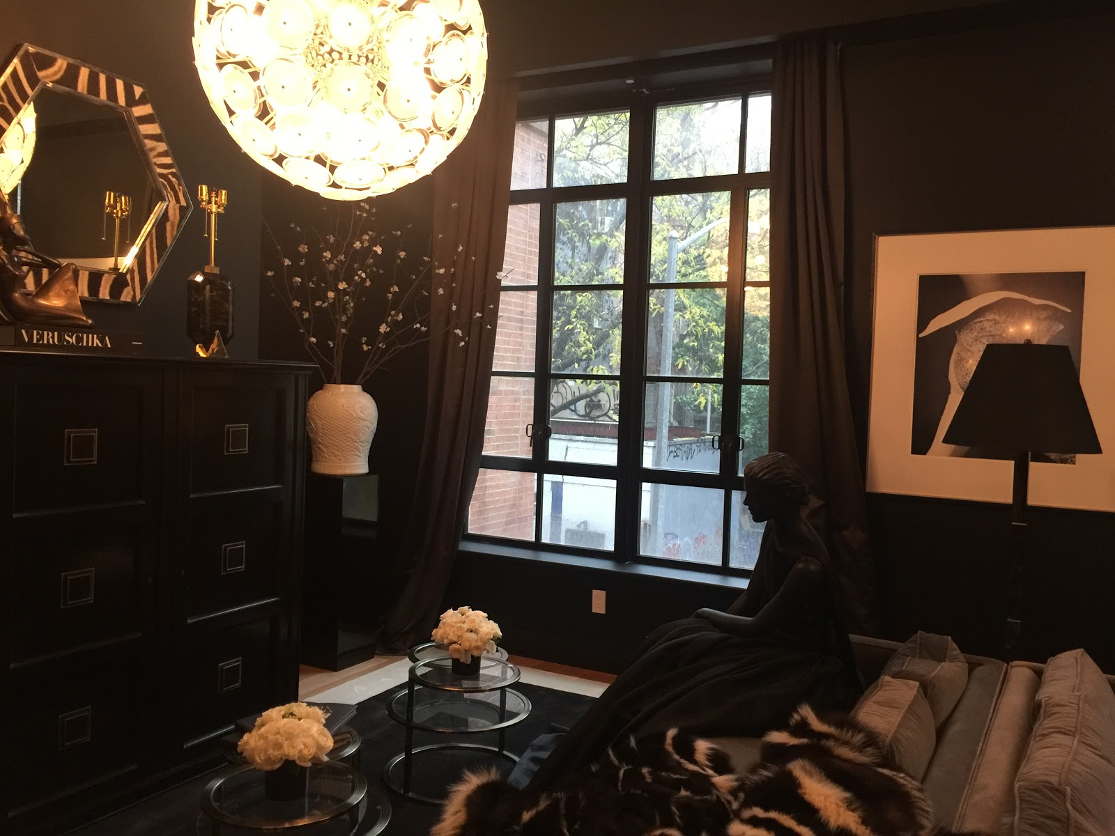 Nest By Tamara Moody Edgy Design Sets The Interior