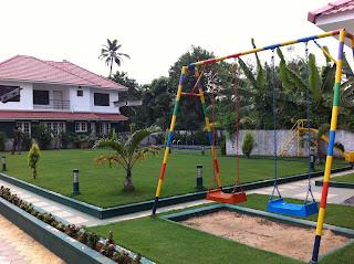 Villa complex in Kerala