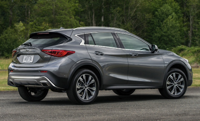 2017 Infiniti QX30 Sport Review