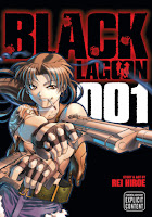 Black Lagoon Vol. 1 by Ren Hiroe.