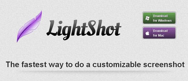 Screenshot Dengan Mudah Menggunakan Lightshot
