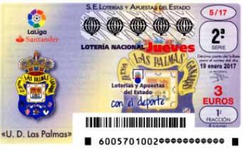 sorteo loteria nacional jueves 19-01-2017