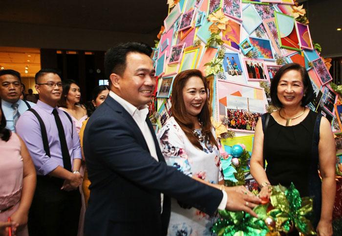 Davao City Vice Mayor Bernard Al-ag,   Park Inn by Radisson Davao General Manager, Emelyn Rosales   and SMHCC Executive Vice President, Peggy Angeles