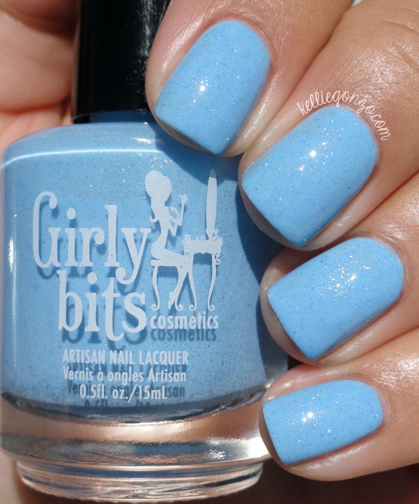 Girly Bits Bleu de tes Yeux