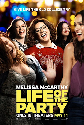 Watch Life of the Party (2018) Full Movie