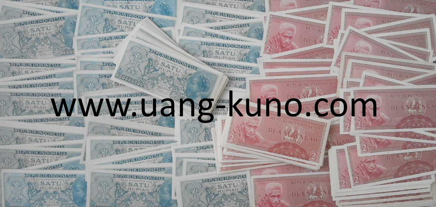 Uang Kuno 93 Sayur 2 100 Rupiah Burung Dara 5 Seri Suku Bangsa 1954 Dan 1956 Semua Kondisi