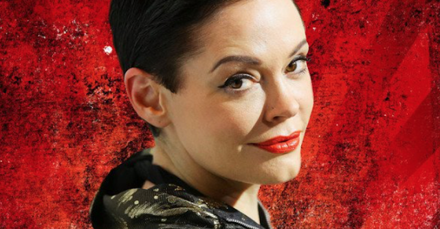 Rose McGowan Cancels Tour After Shouting Match with Transgender Woman