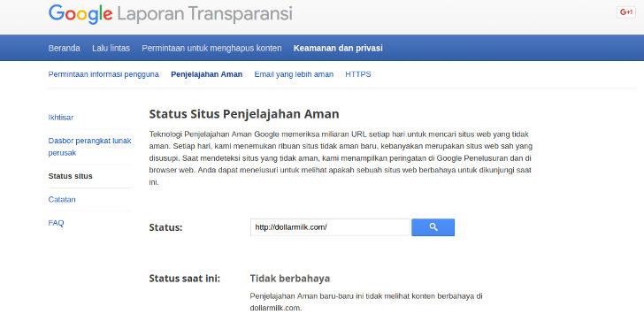 bukti-laporan-google-dollarmilk-scam
