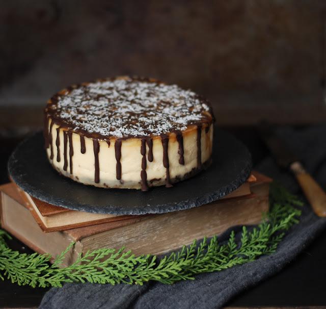 Cheesecake samoa en olla rápida WMF