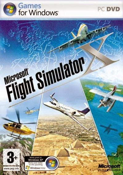 Microsoft Flight Simulator X Steam Edition Highly Compressed Free Download