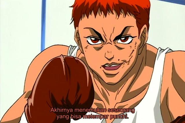 Baki The Grappler Episode 02 Subtitle Indonesia