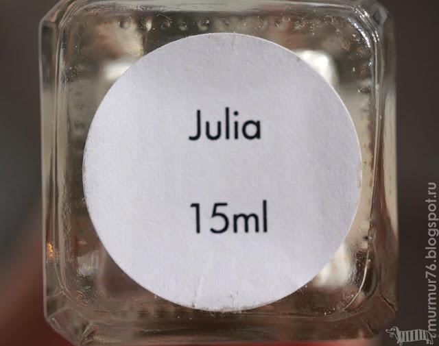 Cadillacquer Julia