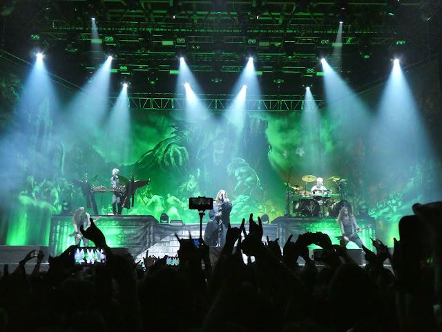 Отчет о концерте Powerwolf, Москва, Adrenaline Stadium.