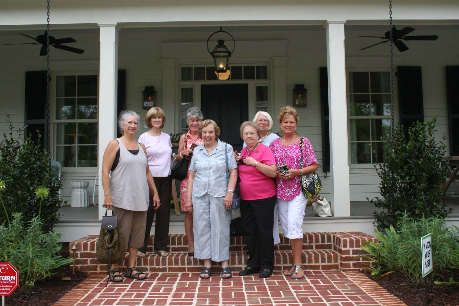 merry weather garden club senoia and the southern living idea house