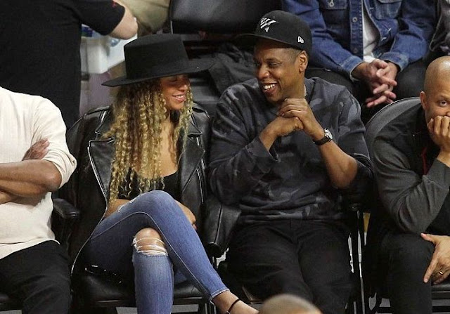 Beyonce and Jay-Z's Twin Babies' Names Revealed!