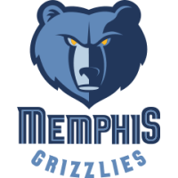 Logo NBA Team Memphis Grizzlies