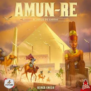 Amun-Re El juego de cartas (vídeo reseña) El club del dado Pic3998206
