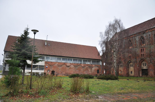 Kołbacz pocysterski kościół - budynki przyklasztorne