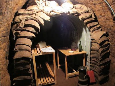 Stockport Air Raid Shelters