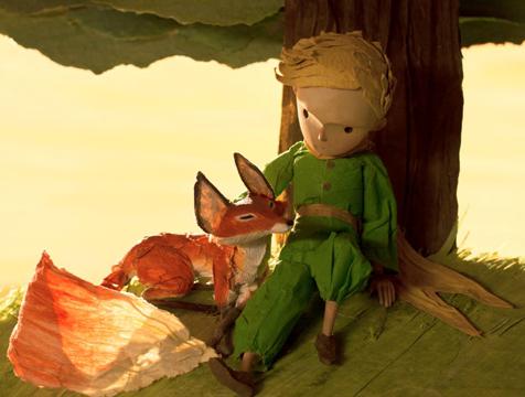 El zorro y el Principito - Cine de Escritor