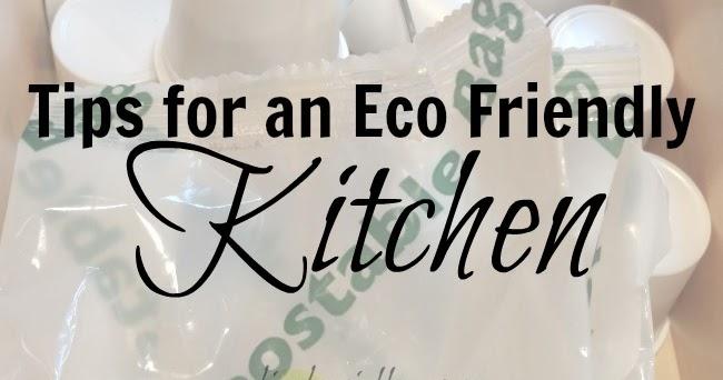 Tips for an eco friendly kitchen diy danielle for Progetti di edilizia eco friendly