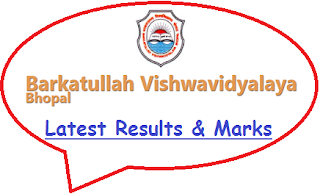 BU Bhopal Result May June 2020