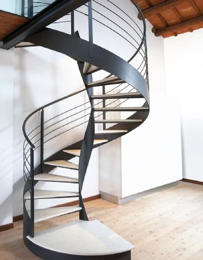 Futuristic Spiral Staircases Designs Alexander Gruenewald | Helical Staircase Structural Design