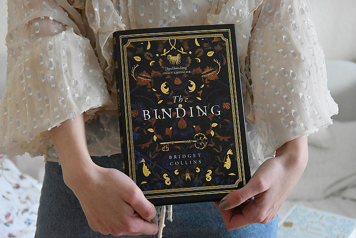Buch-The Binding- von Bridget Collins