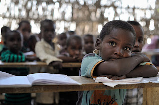 Somalia school kids