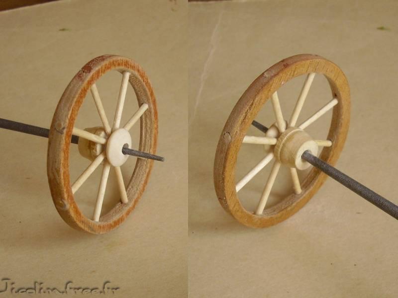 jicolin minis grande charrette des quatre saisons. Black Bedroom Furniture Sets. Home Design Ideas