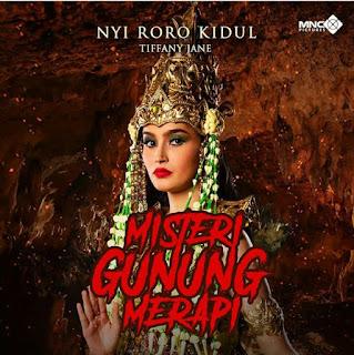 Pemeran Nyi Roro Kidul di Misteri Gunung Merapi