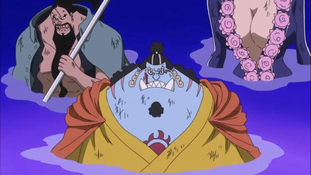 One Piece Episode 878 Indonesia: Dunia Tertegun, Kaisar Kelima Laut Muncul!